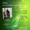 """Haiku tra meridiani e paralleli"" al Giardino Parioli, Roma, 19 maggio 2013"