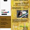 """Maram al-Masri a Tuscania, 16 giugno 2013 """"Poesia come libertà, una voce per il popolo siriano"""""""