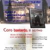"""""""Caro bastardo, ti scrivo…"""" a """"Letture d'estate"""", Castel S.Angelo, Roma – 13 luglio"""