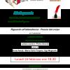 """Presentazione """"Riguardo all'obbedienza"""", Biblioteca Rispoli, Roma, 24 febbraio 2014"""