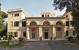 Villa Adele - Anzio, sede del Museo Civico Archeologico