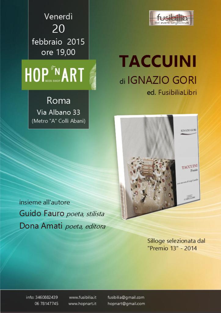 loca_taccuini_ignazio gori roma
