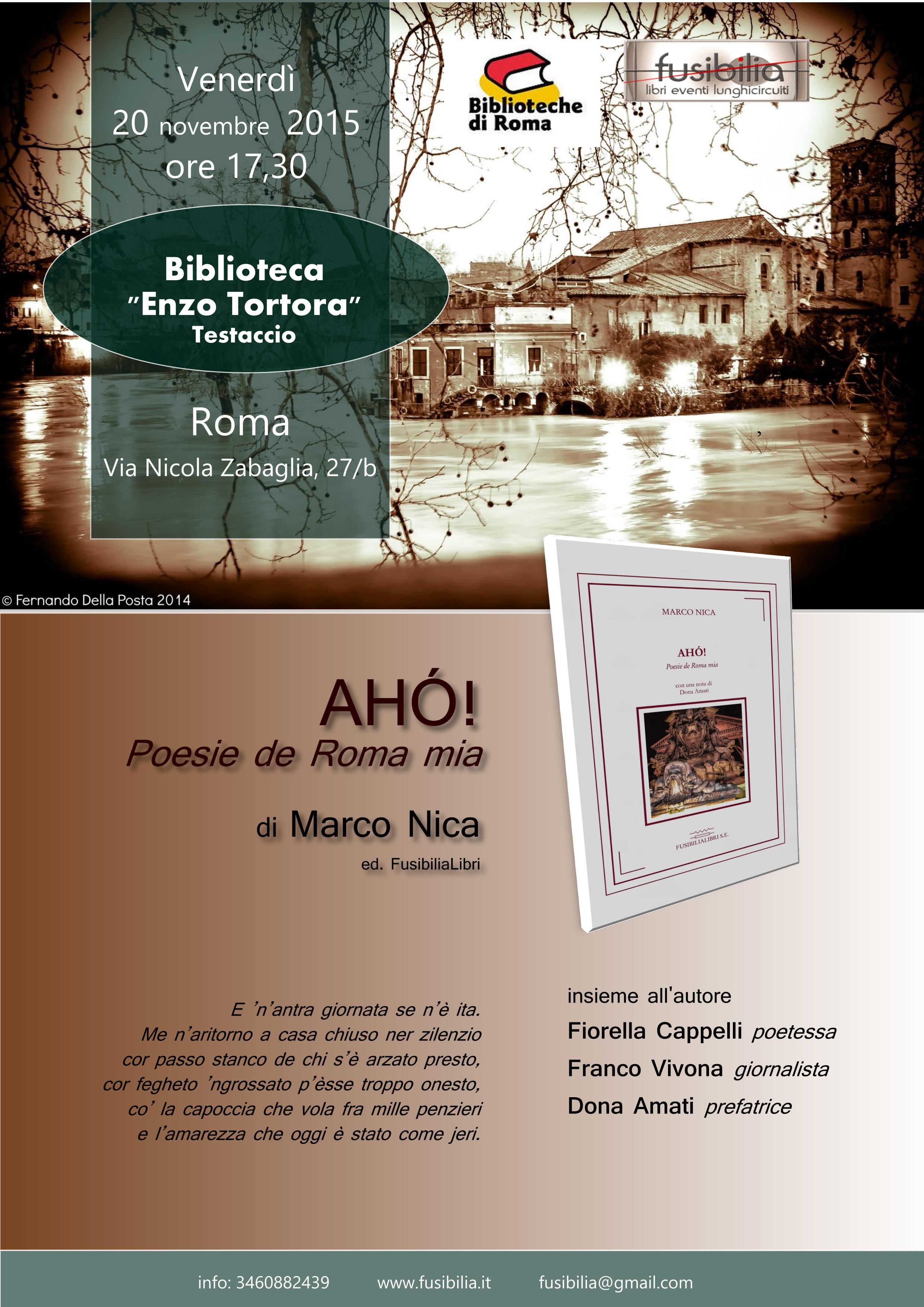 loca_Ahò_marco nica Roma Testaccio