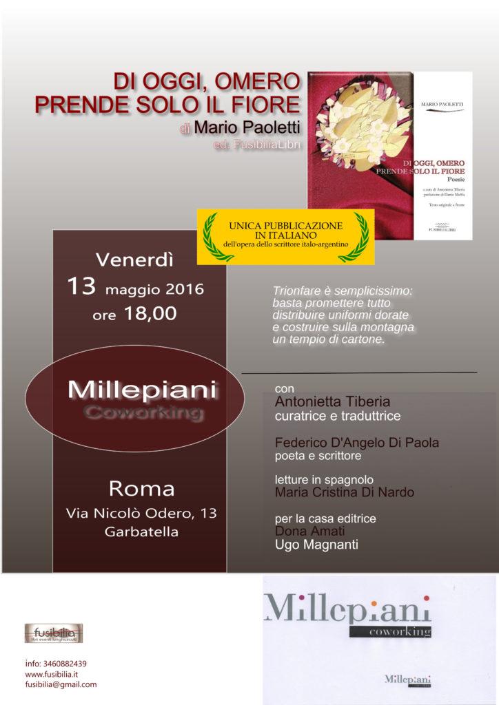 loca_Mario Paoletti Garbatella