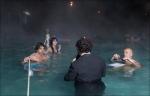 gruppo di poeti in acqua