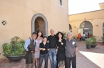 Enrico PIetrangeli, Dona Amati, Isabella Bordoni, Ugo Magnanti, Beppe Costa