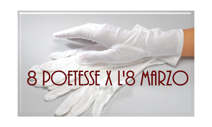 logo 8 poetesse